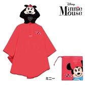 日本限定 迪士尼 米妮 大臉版 兒童 雨衣 (115~125cm)