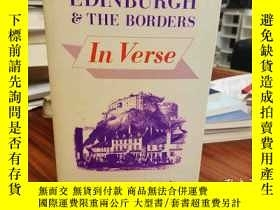 二手書博民逛書店Edinburgh罕見and the Borders, in v