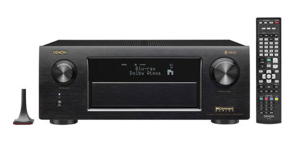 DENON AVR-X6400H 頂級11.2聲道AV環繞擴大機