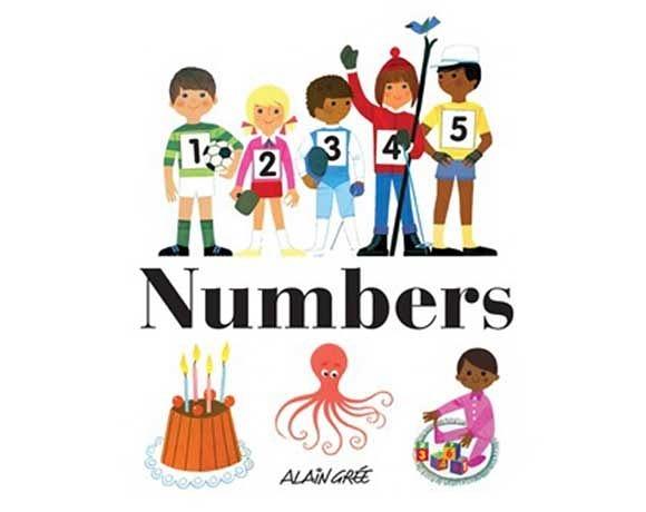 Numbers 數學世界 精裝繪本