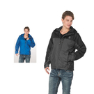 【SAMLIX 山力士】男 美國PRIMALOFT超輕暖保溫棉外套(#65014藍/淺藍.黑/深灰)