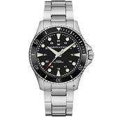 Hamilton Khaki 海軍系列陶瓷錶圈機械錶(H82515130)43mm