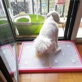 狗狗廁所狗尿盆小型犬中型犬寵物母狗公狗平板便盆小號泰迪狗用品igo    韓小姐