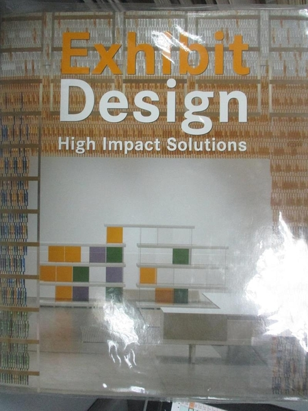 【書寶二手書T5/藝術_E2G】Exhibit Design: High Impact Solutions_Vranckx, Bridget (EDT)