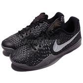 【六折特賣】Nike 籃球鞋 Mamba Instinct EP 黑灰 白 Luanrlon 中底鞋墊 男鞋【PUMP306】 884445-001