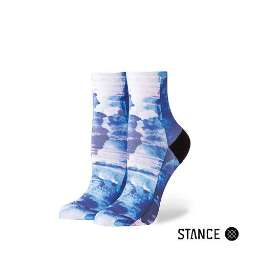 【STANCE】TROPIC STORM LOWRIDER-女襪-踝襪-渲染設計款(W315A18TRO BLU)