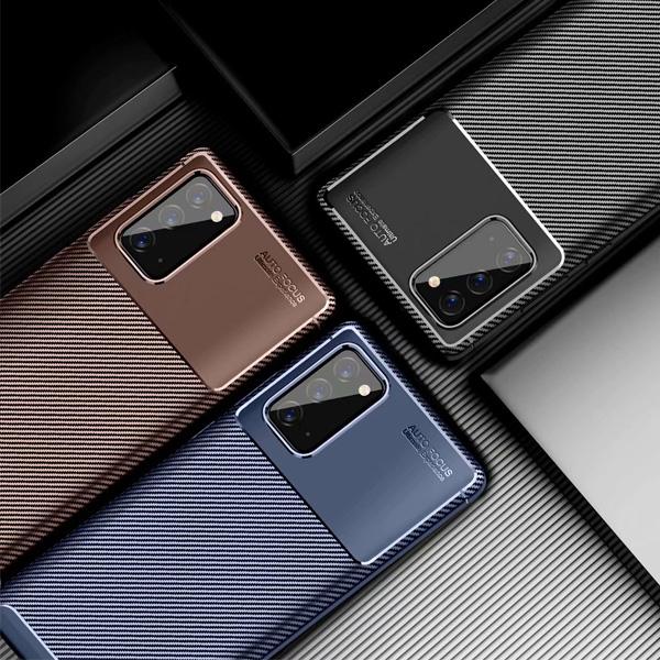 三星 Note20 Note20 Ultra 素面甲殼系列 手機殼 全包邊 防摔 保護殼