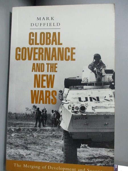 【書寶二手書T4/歷史_GO8】Global Governance and the New Wars_Duffield,