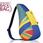 【Healthy Back Bag 里約熱情陽光寶背包 活力海洋】HB6153-MU/斜背包/側背包/寶貝包/收納背包★滿額送