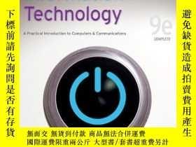 二手書博民逛書店Using罕見Information Technology 9e Complete Edition-使用信息技術9