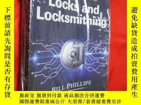 二手書博民逛書店The罕見Complete Book of Locks and