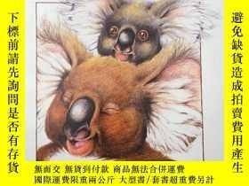 二手書博民逛書店Koala罕見Lou 我真的好愛你Y19139 Mem Fox