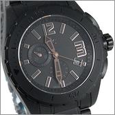 【萬年鐘錶】Gc瑞士 消光黑陶瓷錶 GXX76009G2S