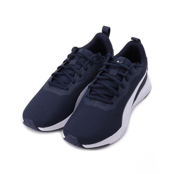 PUMA FLYER FLEX 舒適慢跑鞋 深藍白 19520106 男鞋