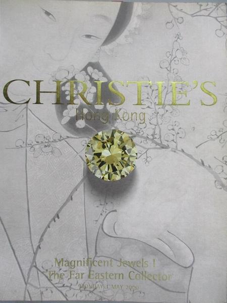 【書寶二手書T1/收藏_YIB】Christie s_Magnificent Jewels 1-The Far…2000/5/1