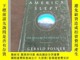 二手書博民逛書店Why罕見America Slept: The Failure