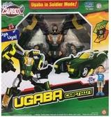 7-8月特價 Carbot衝鋒戰士 金剛隊長 UGABA TOYeGO 玩具e哥