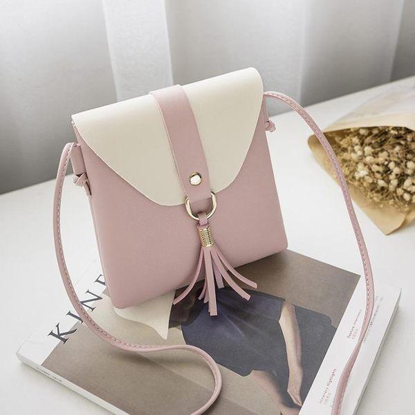 女包包時尚潮流簡約休閒單肩斜挎百搭迷你小包 可然精品鞋櫃