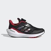 Adidas Eq21 Run Boa Cny K [FZ4590] 中童鞋 運動 休閒 慢跑 透氣 避震 愛迪達 黑紅