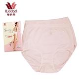 【南紡購物中心】【華歌爾】新伴蒂-S型 高腰M-3L機能內褲兩件組