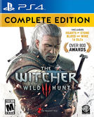 PS4 Witcher 3: Wild Hunt Complete Edition 巫師 3:狂獵 完整版(美版代購)