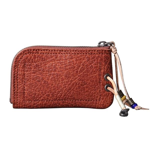 真皮零錢包-純色復古植鞣牛皮男女信用卡夾3色73vp14【巴黎精品】