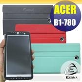 【Ezstick】ACER Iconia One 7 B1-780 系列 平板適用皮套(筆記本款式)(加碼送平板機身貼)