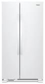 Whirlpool惠而浦 對開冰箱 640公升 WRS312SNHW(無製冰) 純白色 首豐家電