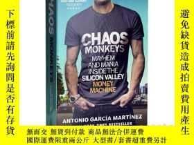 二手書博民逛書店混亂的猴子罕見硅谷內部的賺錢機器 英文原版 Chaos Monk