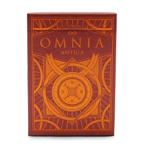 【USPCC撲克】 Omnia Antica Playing Cards by Giovanni Meroni