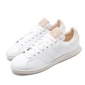 adidas 休閒鞋 Stan Smith 白 米色 男鞋 女鞋 運動鞋 基本款 【PUMP306】 EF2099