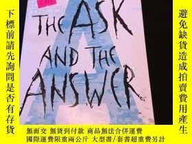 二手書博民逛書店The罕見ask and the answerY302880 Patrick ness Walker book