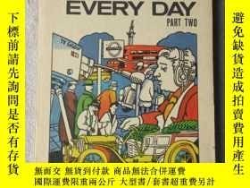 二手書博民逛書店English罕見every day. Pt 2Y21478 J