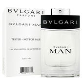 【BVLGARI 寶格麗】MAN 寶格麗 當代 男性淡香水 100ML (TESTER-環保盒)