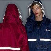 雨衣雨褲套裝男女全身分體雨披成人騎行電動車雨衣【毒家貨源】