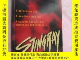 二手書博民逛書店罕見StingrayY85718 J.R. CARROLL PA