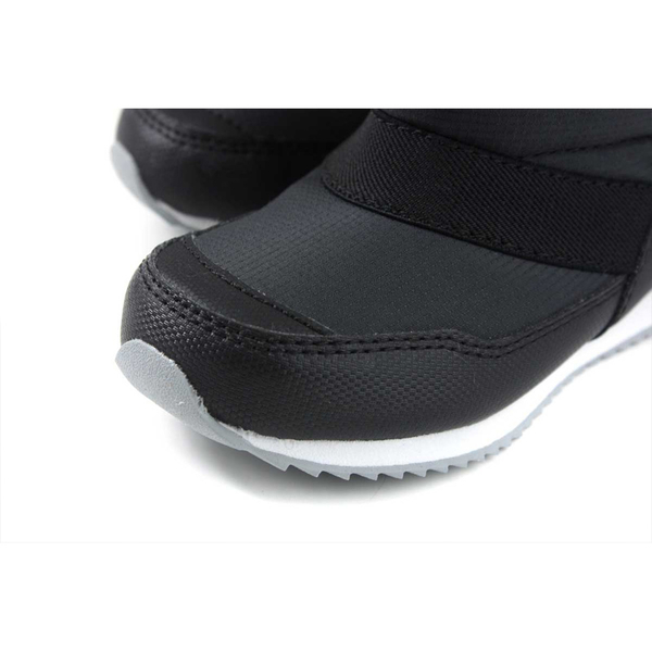 New Balance 運動鞋 短靴 魔鬼氈 黑色 鋪毛 小童 童鞋 IO996BBK-W no694