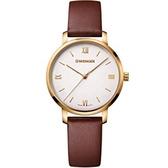 瑞士WENGER Urban Donnissima輕時尚腕錶 01.1731.106