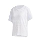 adidas 短袖T恤 FAV BL Tee 白 女款 男友風 運動 訓練 【ACS】 GK3331