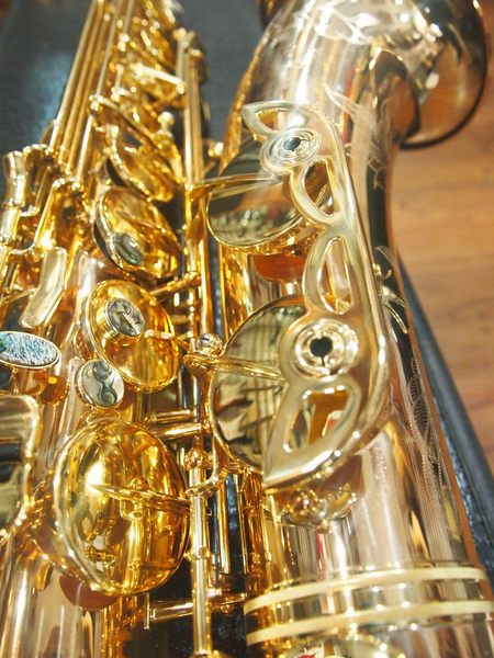 凱傑樂器 G1 CUSTOME TENOR SAX 85紅銅 表面鍍金 次中音 薩克斯風
