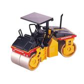 J199【 西班牙 JOAL】傑歐工程車 - 黃色壓路機 CC232