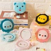 乳牙盒女孩紀念兒童換牙收納盒寶寶胎發保存收藏男孩裝牙齒的盒子 HX5888【花貓女王】