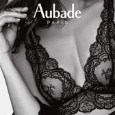 Aubade舞動人生S-L無鋼圈薄襯內衣(黑)OG