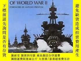 二手書博民逛書店Jane s罕見Fighting Ships of World