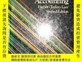 二手書博民逛書店Advanced罕見Accounting(Second Edit