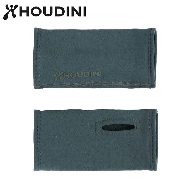 瑞典【Houdini】Power Wrist Gaiters 中性保暖手套 深綠