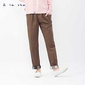 a la sha 大象兔兔造型口袋長褲