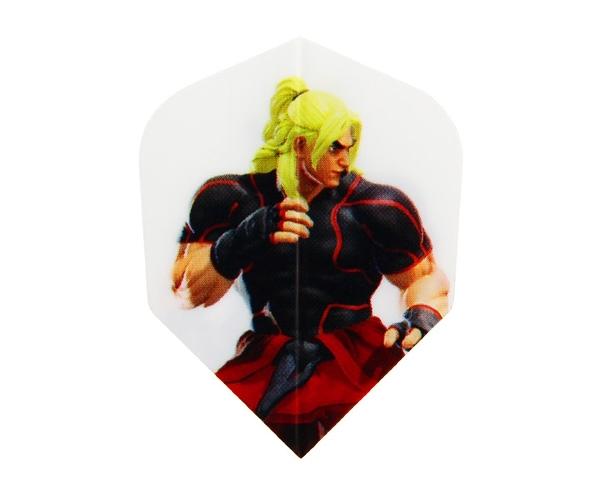 【S4 x Street Fighter V】肯 -KEN- 鏢翼 DARTS