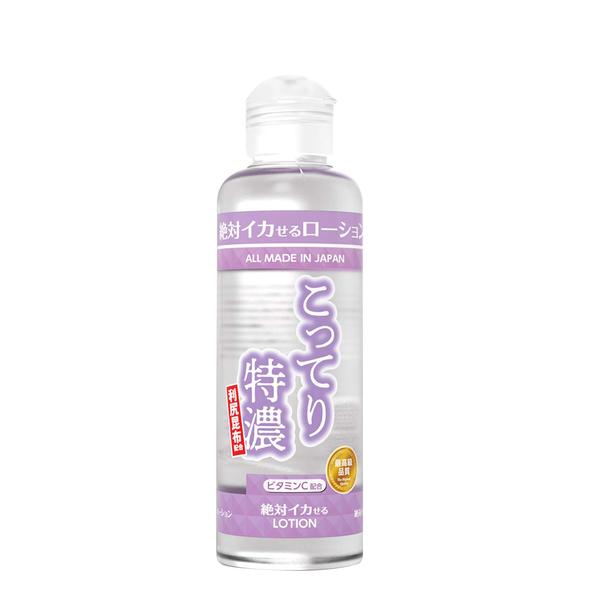 潤滑愛情配方 潤滑液 按摩液 情趣按摩油 日本SSI JAPAN 特濃高黏度潤滑液180ml VIVI情趣