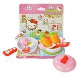 《 HELLO KITTY 》凱蒂貓迷你廚房系列-鍋物組╭★ JOYBUS玩具百貨